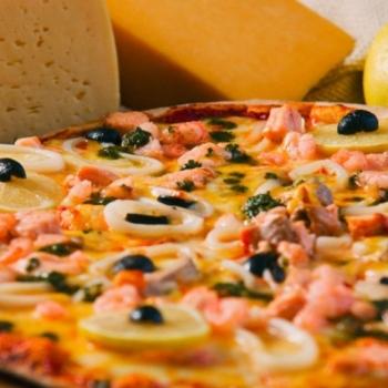 """Пицца """"Фрутти де Маре"""""""